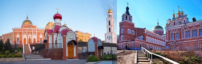 Самара. Иверский женский монастырь
