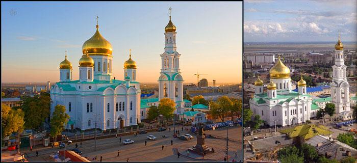 Ростовский кафедральный собор Рождества Богородицы