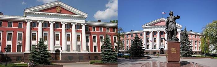 Калининград: штаб Балтийского флота