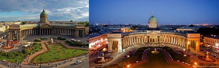 Санкт-Петербург: Казанский собор
