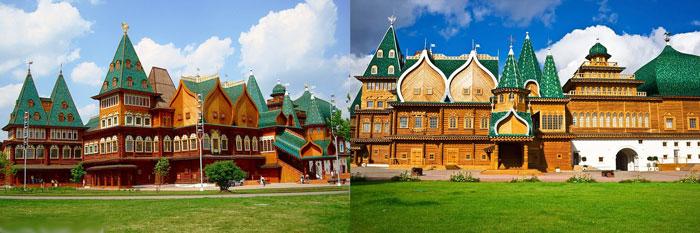 Москва: Коломенский дворец