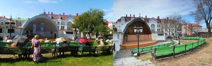 Екатеринбург литературный квартал