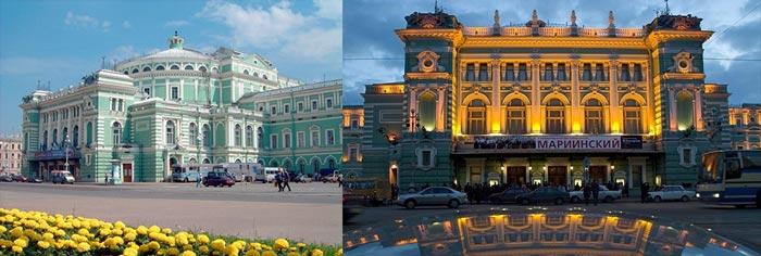 Санкт-Петербург: Мариинский театр