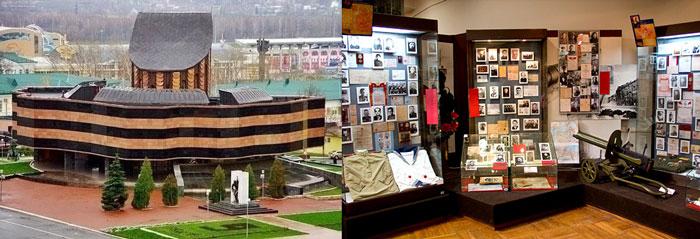 Саранск: музей боевого и трудового искуства