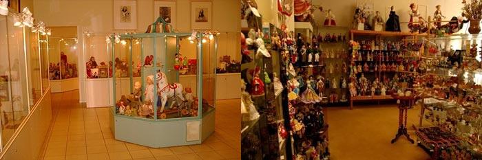 Санкт-Петербург: музей игрушки