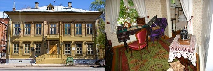Самара - музей А.Толстого