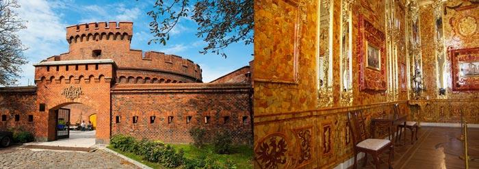 Калининград: музей янтаря