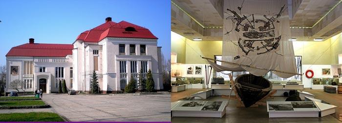 Калининград: областной историко-художественный музей