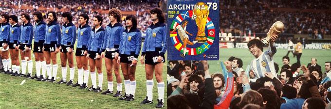 1978 чемпионат мира по футболу