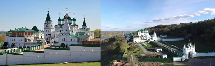 Нижний Новгород: Печерский Вознесенский мужской монастырь