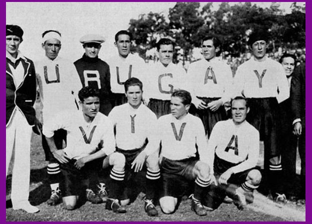 1930 чемпионат мира по футболу