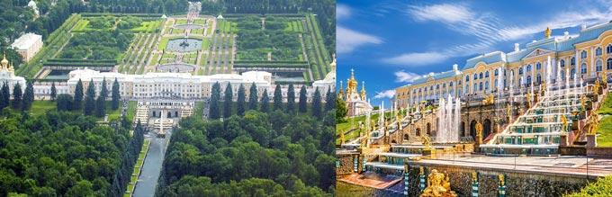 Санкт-Петербург: Петергоф