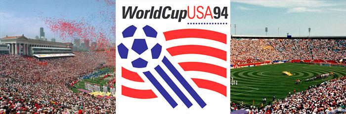 1994 чемпионат мира по футболу