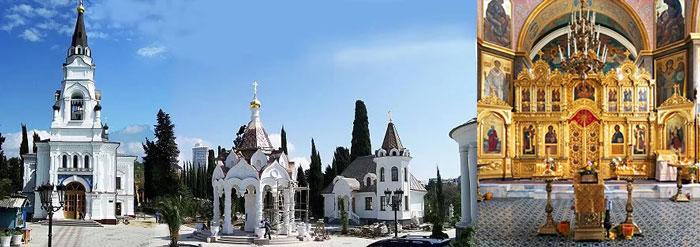 Сочи: собор Михаила Архангела