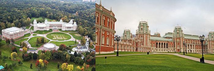 Москва: Царицынский музей заповедник