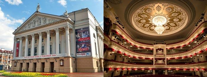 Казань театр оперы и балета им. Джалиля