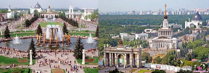 Москва: ВДНХ или ВВЦ
