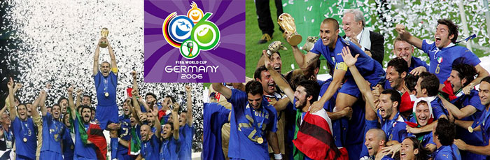 2006 чемпионат мира по футболу