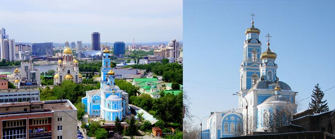 Екатеринбургский вознесенский собор