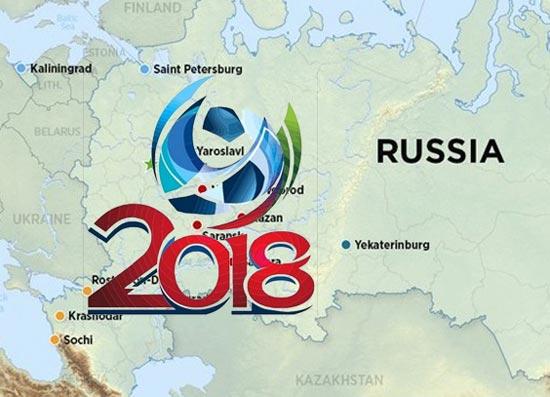 Россия и ЧМ по футболу 2018