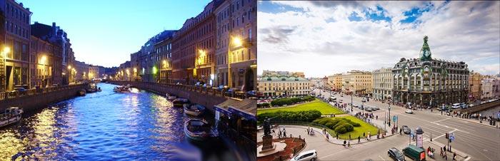 Санкт-Петербург: Невский проспект