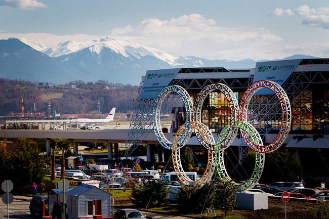 Сочи и олимпиада