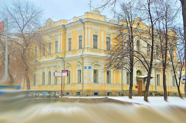 Дом золотопромышленника Тупикова в Екатеринбурге
