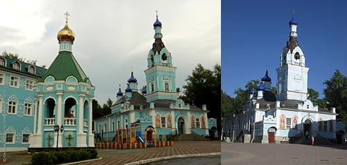 Екатеринбургскааий собор Иона Предтечи