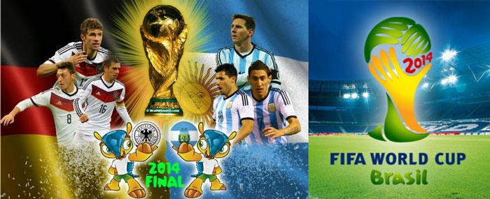 2014 Final Fifa World Cup Brazil