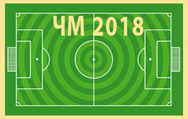 ЧМ 2018 футбольное поле