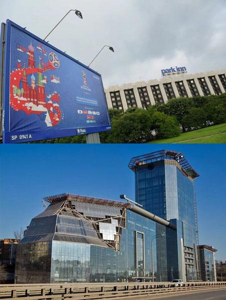 Парк отель Петербург и Шератон гостиница в Ростове