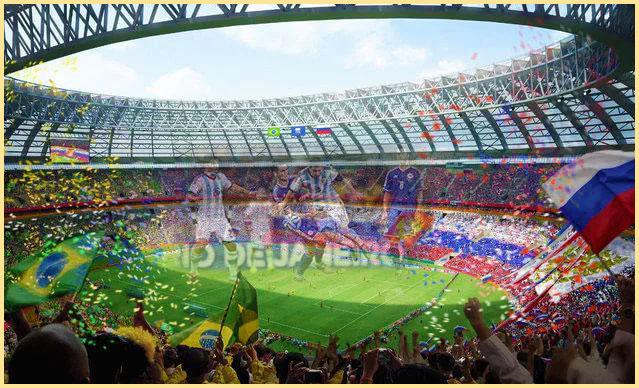 Стадион и футбол