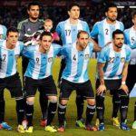 Состав сборной Аргентины по футболу на играх ЧМ 2018