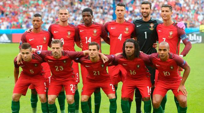 Состав сборной Португалии 2018