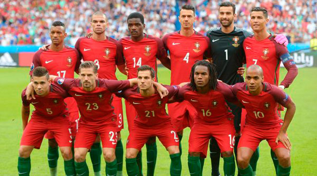 сборная португалии-состав команды 2018