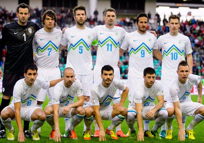 Команда сборной словении чм 2018