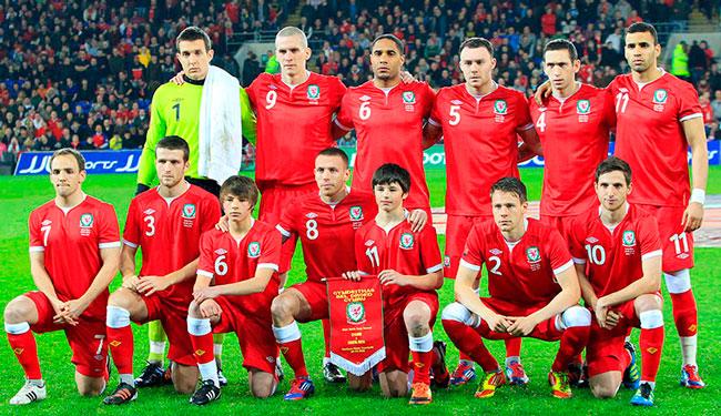 Уэльса сборная команды на чм 2018