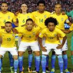 Состав сборной Бразилии по футболу на играх ЧМ 2018