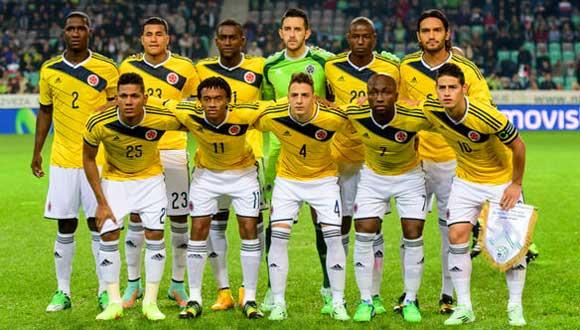 сборная колумбии на играх чм 2018