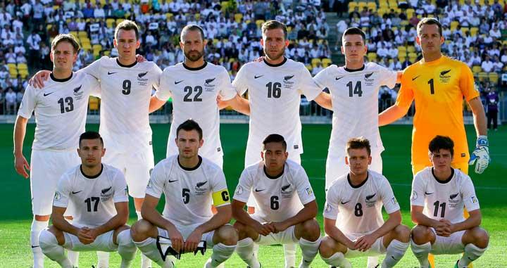 Новая зеландии-команда