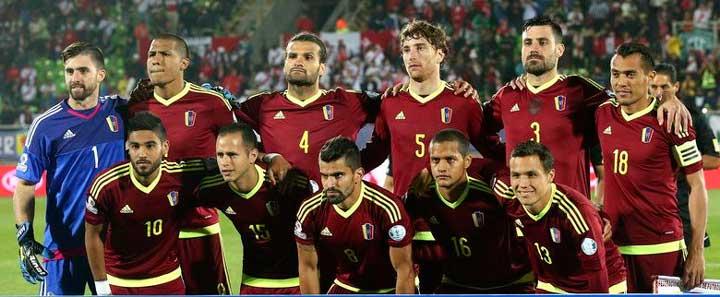 состав-сборной венесуэлы