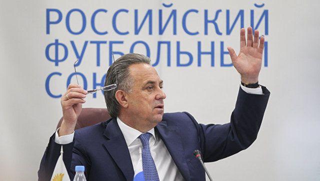 Виталий Мутко и открытие стадиона
