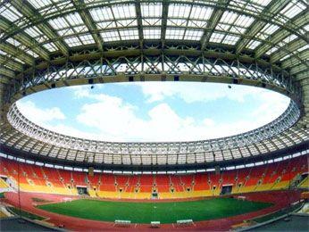 стадион лужники- москва 2018