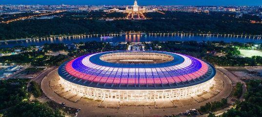 закрытие стадиона, финал чм-2018