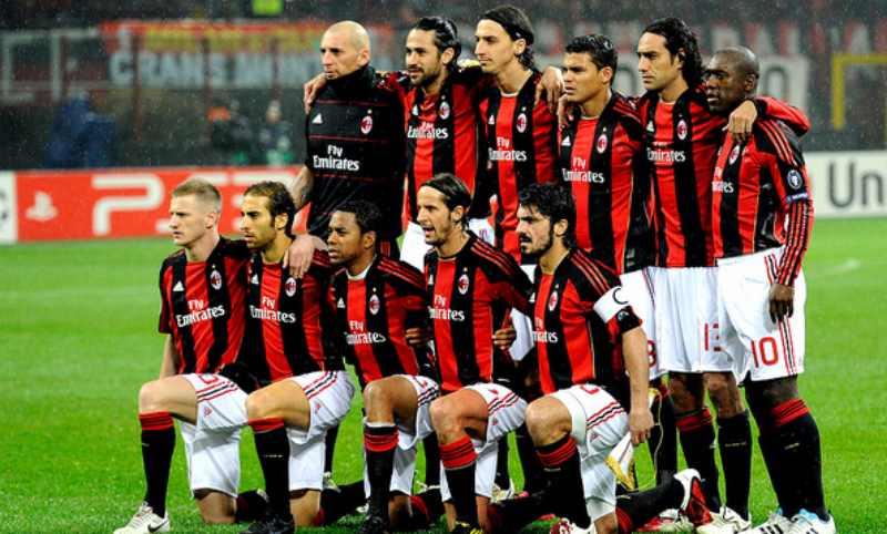 Одна из сильнейших итальянских команд