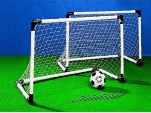 Размеры футбольных ворот в метрах- Обзор