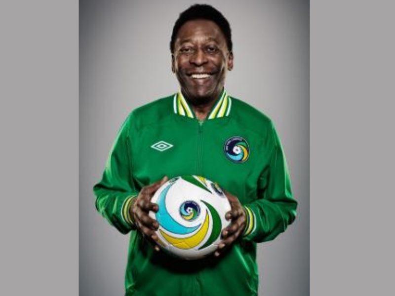 Будущая легенда мирового футбола родился в 1940 году