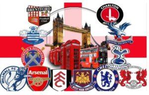 От «Арсенала» до «Миллуола» - список всех футбольных клубов Лондона