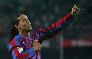 Футбольный гений из Бразилии – Роналдиньо Гаушо