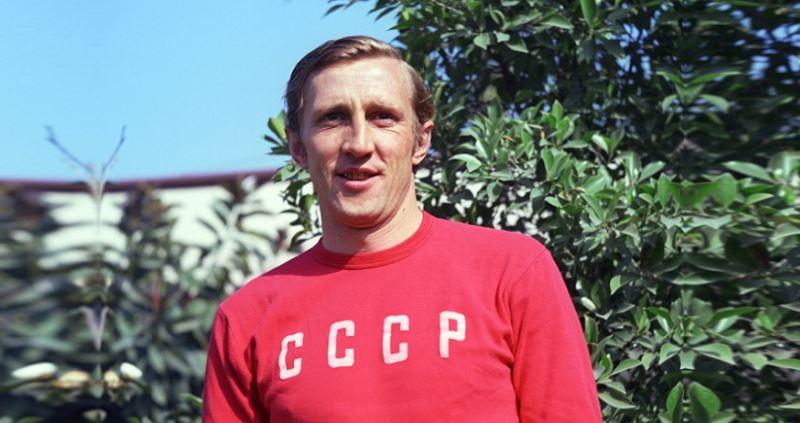 Капитан в 62 из 90 своих выездов за Советский Союз